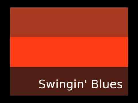 Fast Swingin' Blues Backing Track in F