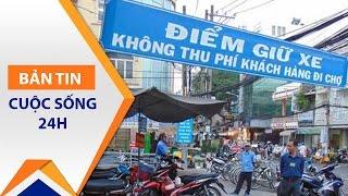 TPHCM: Đi chợ không lo mất tiền gửi xe   VTC