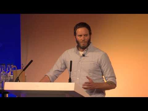 Chad Robertson: Tech is Changing the World of Bread (But Not it's Soul) | WIRED 2015 | WIRED