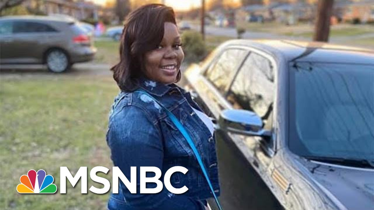 Breonna Taylor Financial Settlement Said To Be In The Millions, Will Address Search Warrants | MSNBC