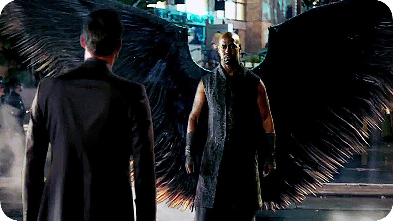 Interactive Anime Wallpaper Lucifer Season 2 Comic Con Trailer 2016 Fox Series Youtube