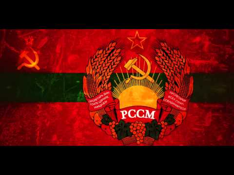 Anthem of the Moldavian Soviet Socialist Republic