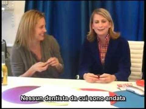 Erin Daniels with Liz Felman subita