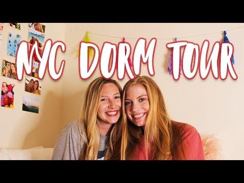 NYC SUMMER DORM TOUR // Summer Intern 2017 • Lottie Smalley