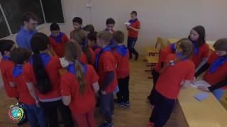 Командоформирующие игры в 5 и 6 классах