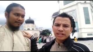 Doktoro Esperanto EL Aceh Mempromosikan Masjid Raya Al Masun Medan