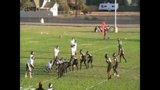Hanford Sr Huskies @ Visalia Pioneers-All Valley Football League
