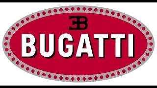 BUGATTI CARS   all models  1900-2015    a journey 