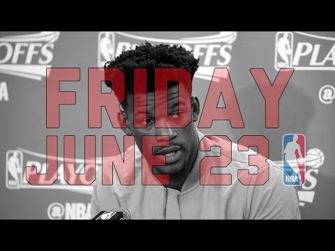 NBA Daily Show: June 23 - The Starters