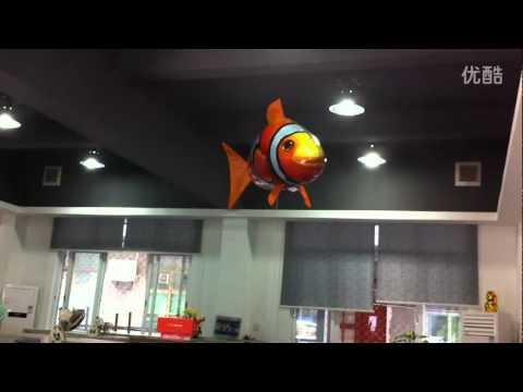 Air Ranger - Air Swimmer Extreme RC Flying Fish Shar Clown Fish