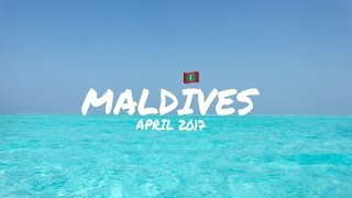 MALDIVES TRIP!