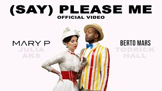 PLEASE ME - Mary Poppins & Bert (Cardi B/Bruno Mars Parody ft. Todrick Hall)