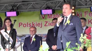 V Festiwal Polskiej Zielononóżki Kuropatwianej w Proszowicach 20 września 2015 r