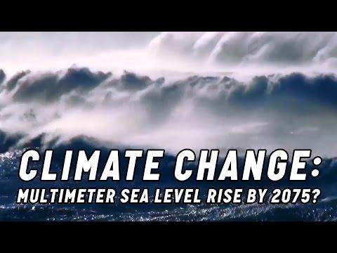 Climate Change: Hansen Paper: Multimeter Sea Level Rise by 2075?