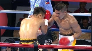 Giemel Magramo vs. Petchchohae Kokietgym | ESPN5 Boxing