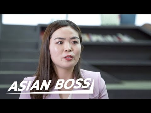 This North Korean Woman Survived Human Trafficking TWICE | ASIAN BOSS