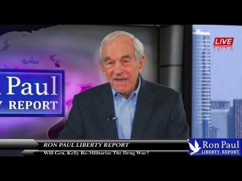 Will Gen. Kelly Re-Militarize The Drug War?