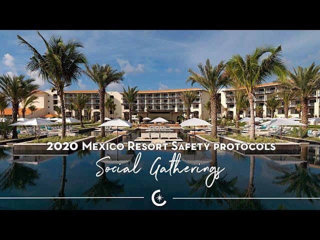 2020 VACAYA Resort Safety Protocols – Social Gatherings