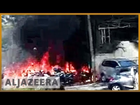 🇮🇩 Bomb attacks hit three churches in Surabaya | Al Jazeera English