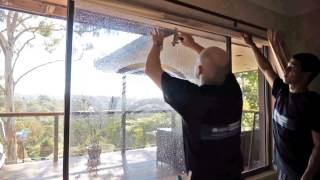 HometintingDIY How To Insтall Tint on Your Windows! 2 Person Install