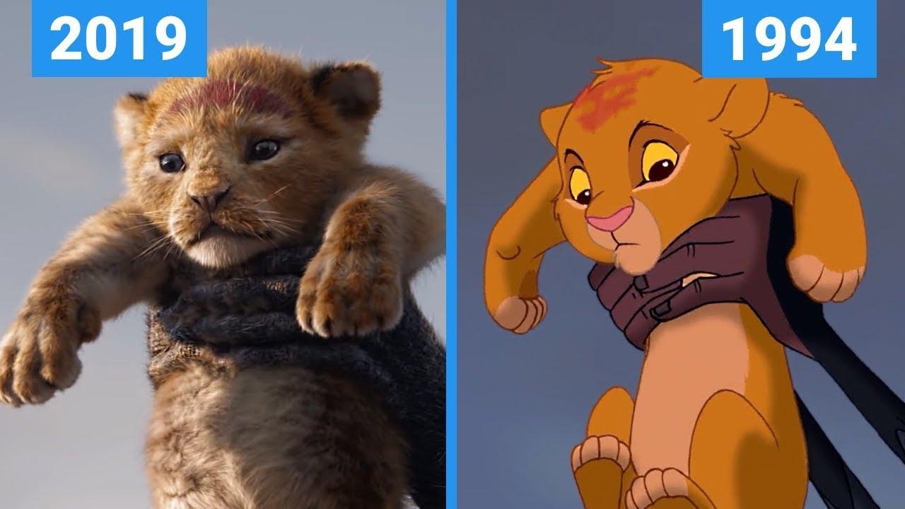 Image result for lion king trailer