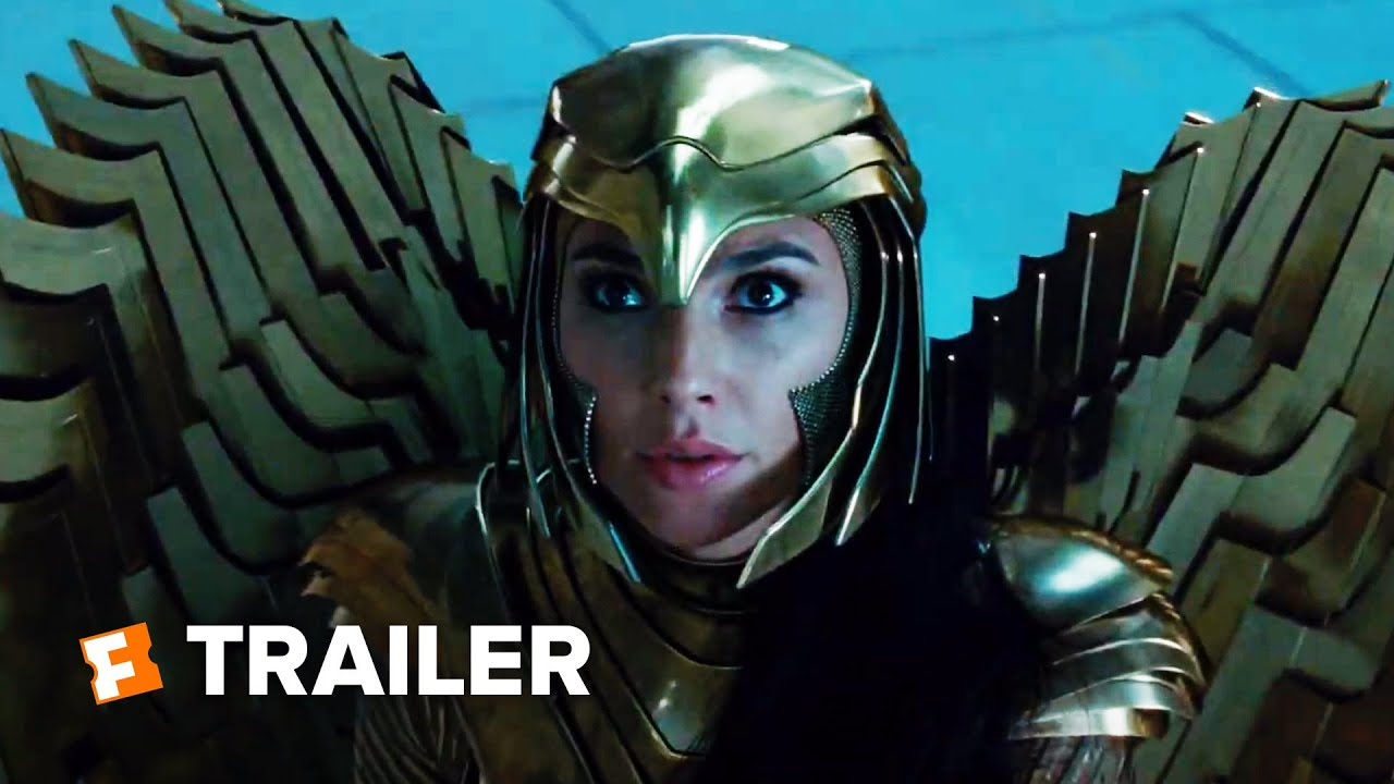 Wonder Woman 1984 Trailer #2 (2020) | Movieclips Trailers