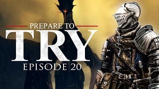 Prepare to Try: Dark Souls, Episode 20 - Black Dragon Kalameet