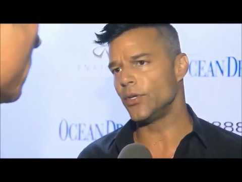 (INTERVIEW) Ricky Martin on ABC News | Ocean Drive Magazine Gala