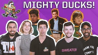 CAN YOU PASS THIS MIGHTY DUCKS MOVIE QUIZ?