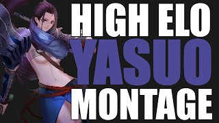 LIDER Challenger Yasuo Montage - Best LoL Plays 2015
