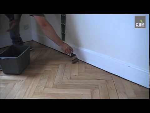 r nover revernir un parquet vitrifi bricolage avec r doovi. Black Bedroom Furniture Sets. Home Design Ideas