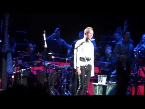 Sting (HD) - All Would Envy  - Symphonicity Tour
