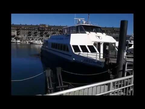 MBTA Ferry Boston to Hingham - Long Wharf - Review