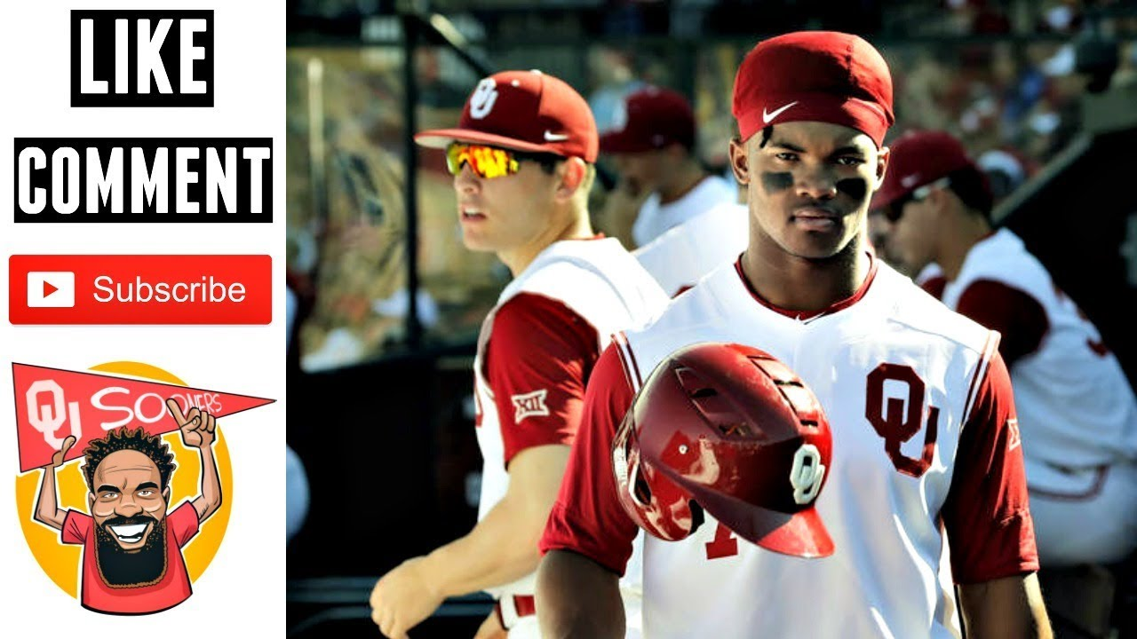 super popular f49b6 6c4b8 Kyler Murray's $2,275,800 Baseball Draft Decision