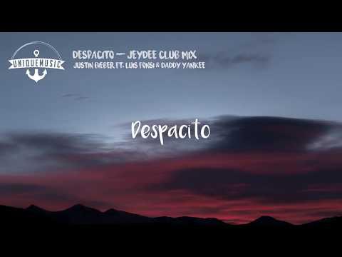 Justin Bieber, Luis Fonsi, Daddy Yankee   Despacito Lyrics   Lyric Video Jeydee Remix