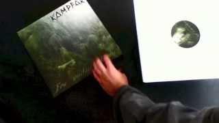 """Unpacking: KAMPFAR - """"Fra Underverdenen"""" vinyl"""