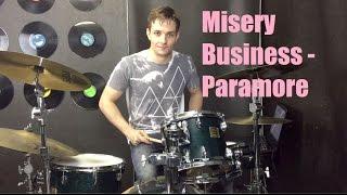 Misery Business Drum Tutorial - Paramore