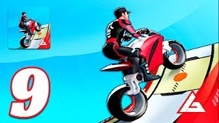 Gravity Rider: Space Bike Racing Game Online NEW CHAPTER UNLOCKED - Gameplay Android & iOS game