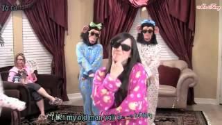 Video [Vietsub + Kara] The Lazy Song -- Megan Nicole cover (Bruno Mars) download MP3, 3GP, MP4, WEBM, AVI, FLV Juni 2018