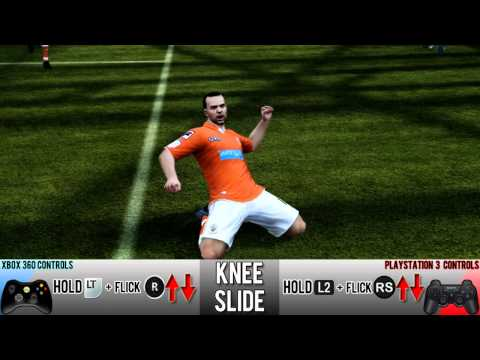 FIFA 12 | Full Celebrations Tutorial XBOX 360 & PS3