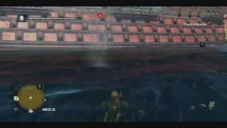 Как быстро и безопасно захватить Линейный корабль в Assassin's creed IV black flag