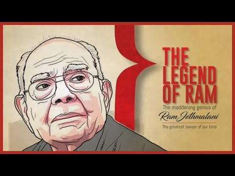 The Legend of Ram - Ram Jethmalani @Algebra