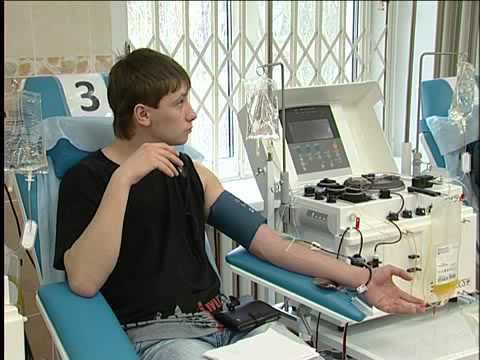 Где в Перми можно сдать кровь в День донора