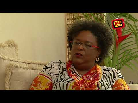 Interview with Mia Amor Mottley (Highlights)  #6