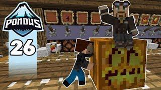 Pondus #26 - HALLOWEEN PRANK! - Dansk Minecraft
