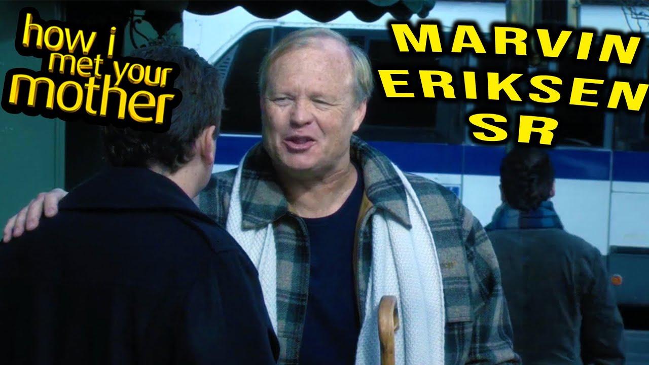 """Best of """"Marvin Eriksen Sr"""" - How I Met Your Mother"""
