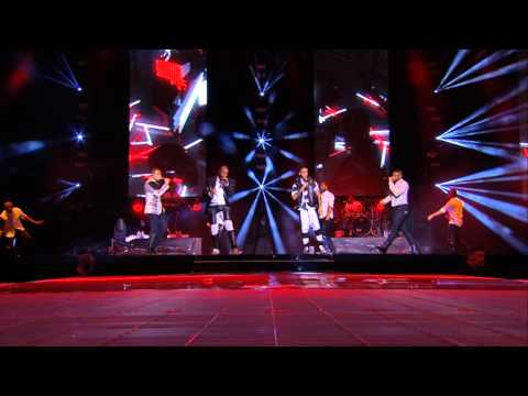 JLS  The Club Is A Goode: The Greatest Hits Tour 2013 DVD