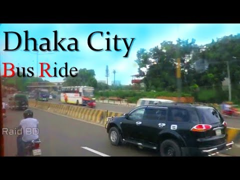 Dhaka City Bus Ride