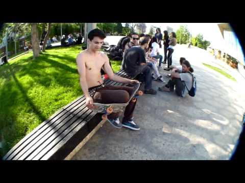 Skating The Fish - Craiova Trip 14 Mai 2011