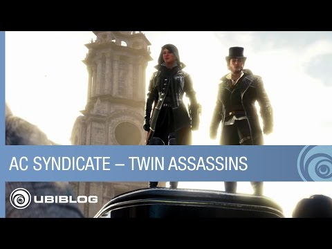 Assassin's Creed Syndicate: Twin Assassins  BTS  Ubisoft NA